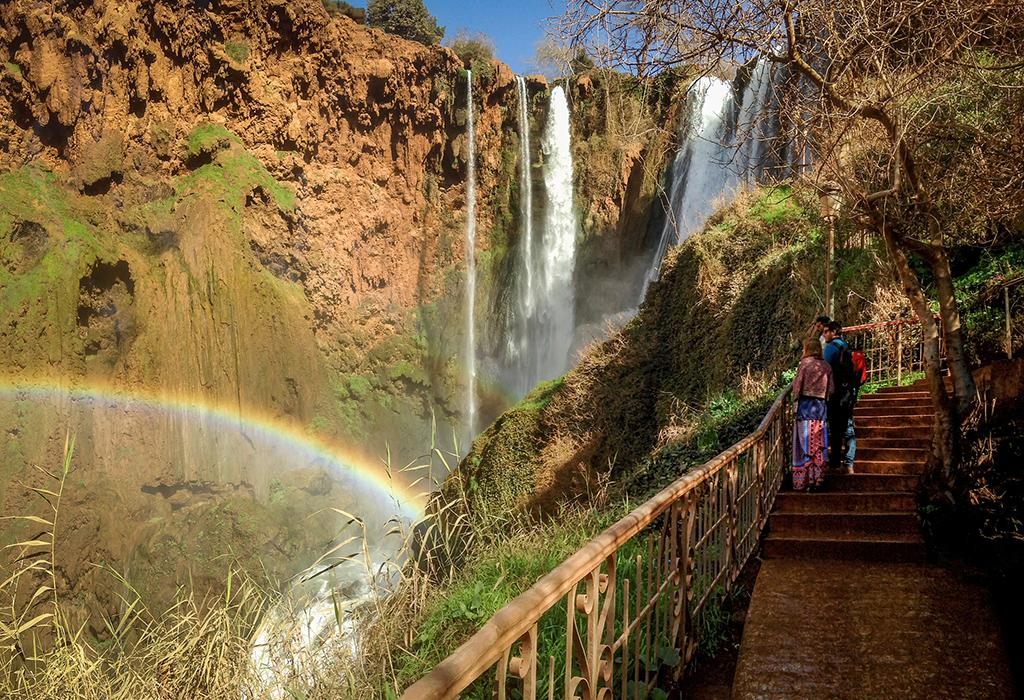 Dramatic-Ouzoud-Falls