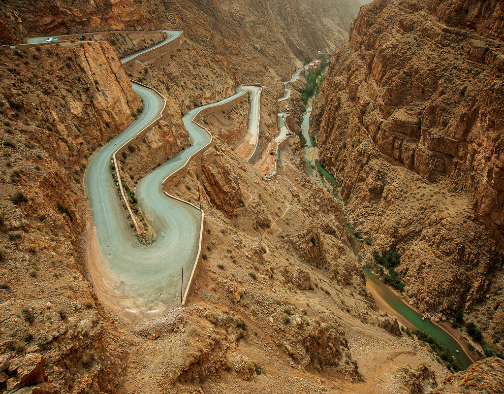 The-Dades-Gorge -Dades-Valley-