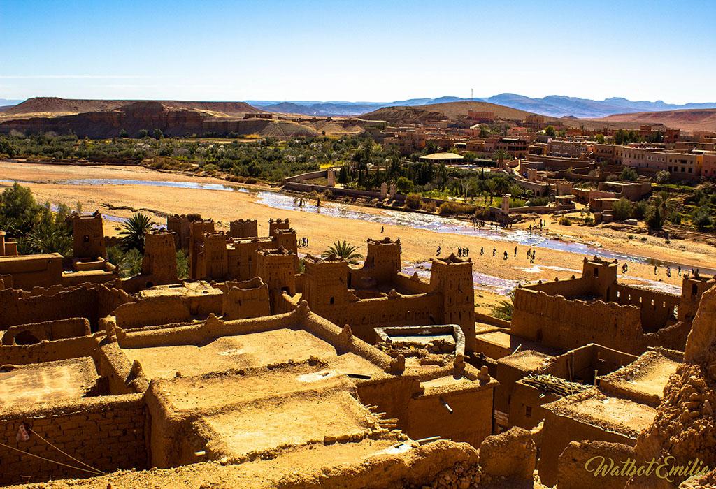ait ben hadou kasbah Ouarzazate