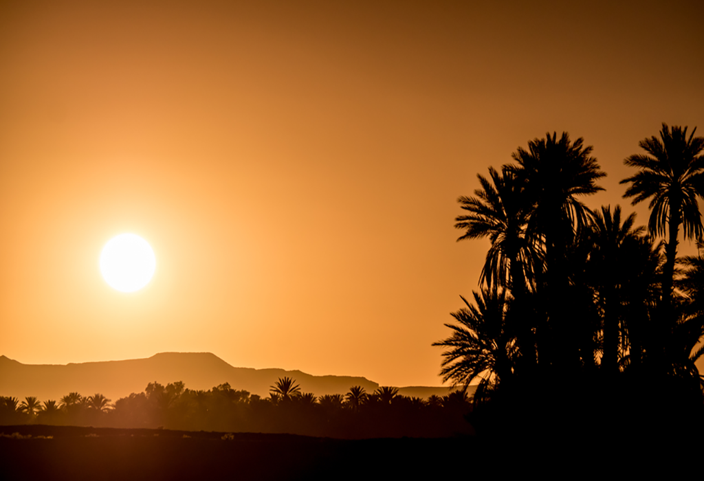 sunset-zagora-desert-morocco