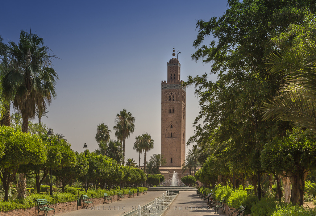 Koutoubia-Mosque-is-Marrakech's-most-important-mosque