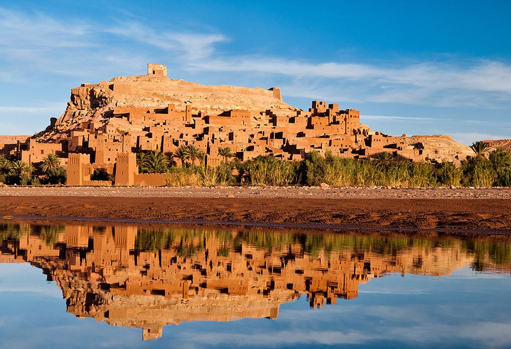 Ksar of Ait-Ben-Haddou.-from-fez-to-ourzazat-marrakech-desert-trip