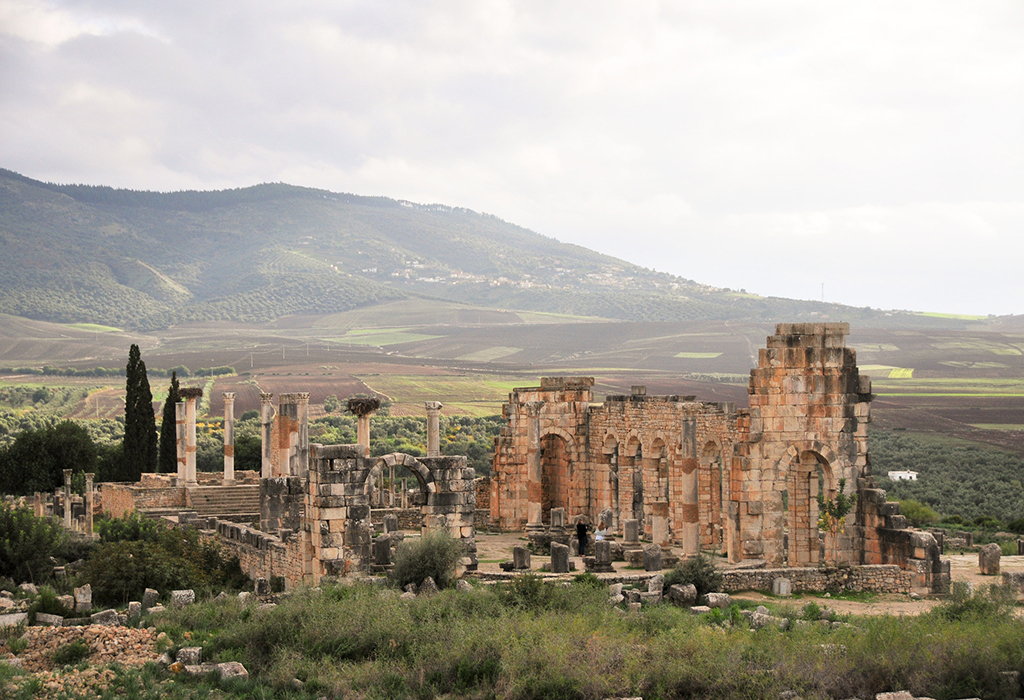 One-day-Tour-from-Fes-to-Volubilis-&-Meknes