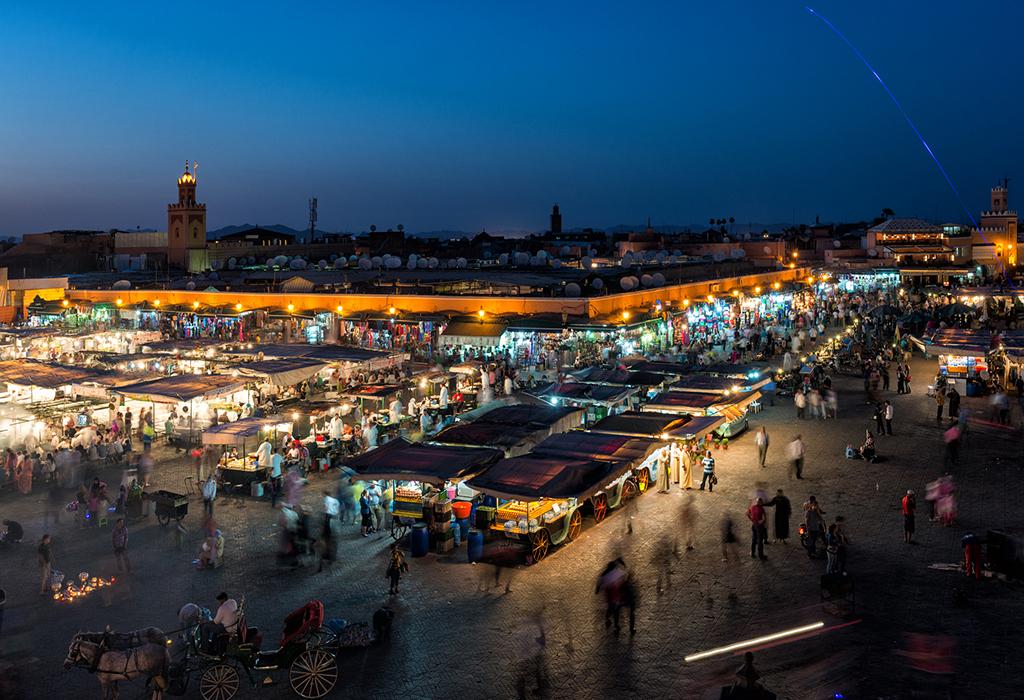 jamaa-elfanaa-marrakech-shore-excursion-from-casablanca