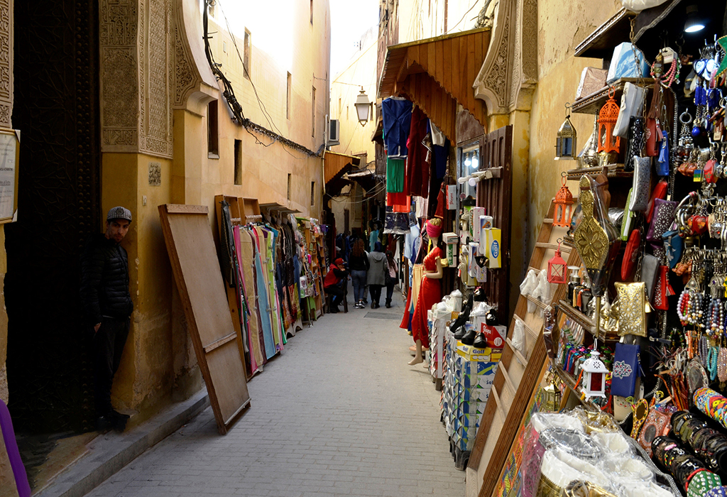 the-handicrafts-found-in-Morocco