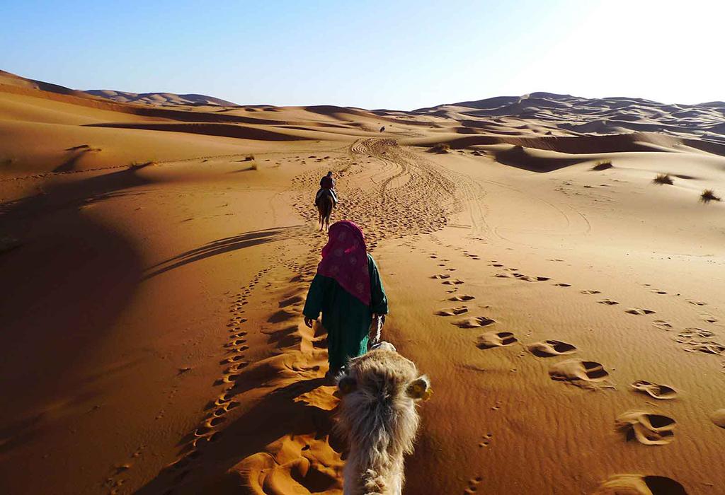 trip-desert-from-fez-via-erg chebbi